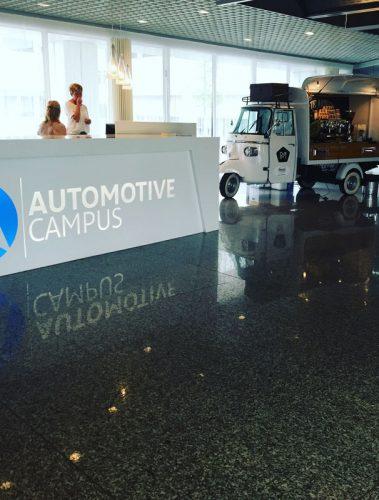 Opening ARN @ automotive campus